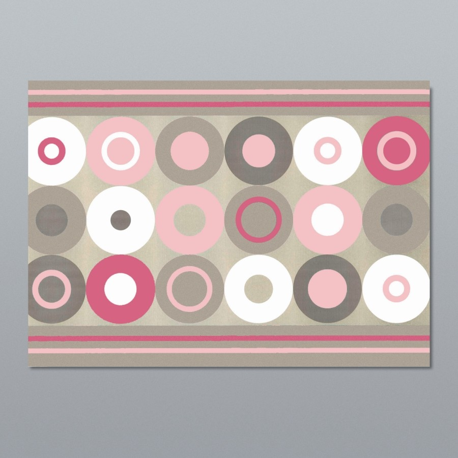 Crazy Dots Pink