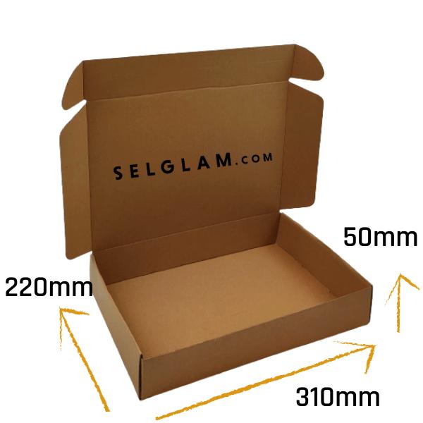 pudełko fasonowe PACZKOMAT A