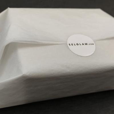 papier seda white