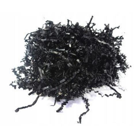 Wiórka papierowe czarne 4 mm