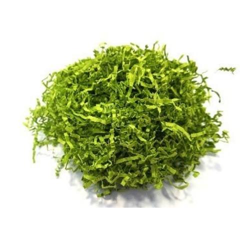wiórka papierowe zielone 4 mm