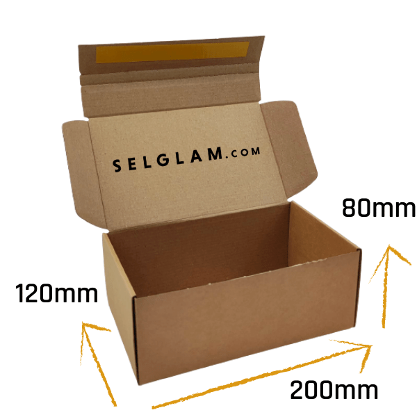 pudełko ze zrywką PACZKOMAT A