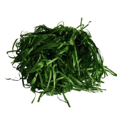 Wiórka papierowe intensywna zieleń
