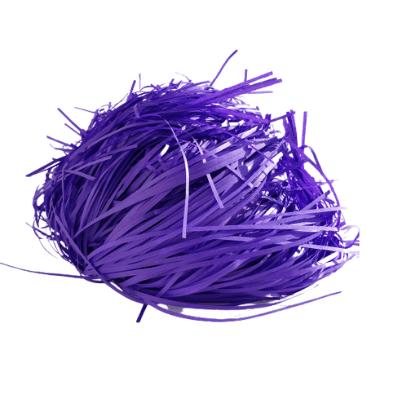 Wiórka papierowe fioletowe