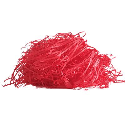 Wiórka papierowe czerwone