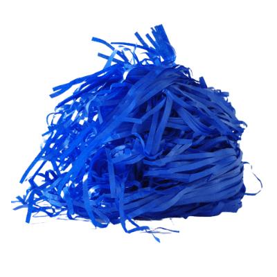 Wiórka papierowe niebieski