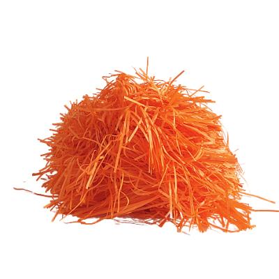 Wiórka papierowe pomarańczowe