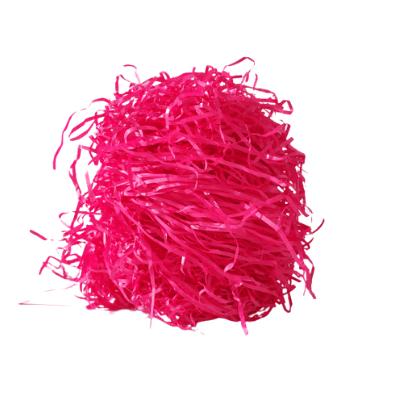 Wiórka papierowe różowe