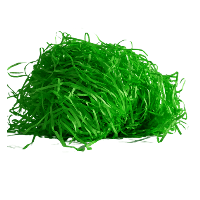 Wiórka papierowe zielone