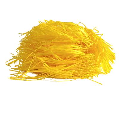 Wiórka papierowe żółte