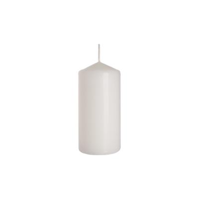 świeca walec 60/120 biały