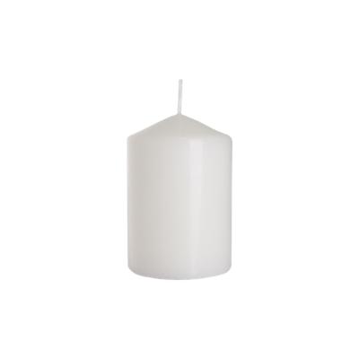 świeca walec 70/100 biały