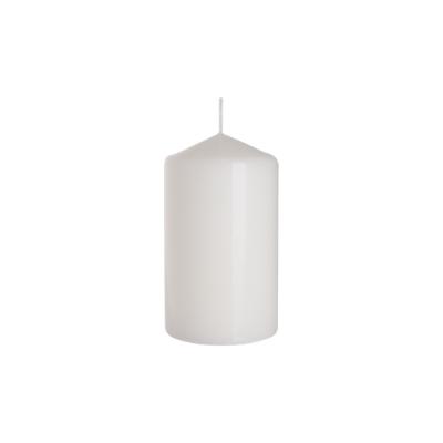 świeca walec 70/120 biały