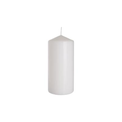 świeca walec 70/150 biały