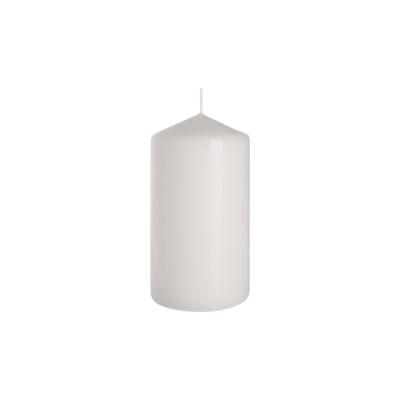 świeca walec 80/150 biały