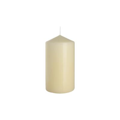 świeca walec 80/150 ecru