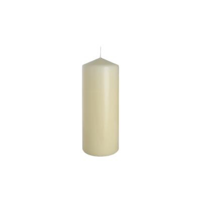 świeca walec 80/200 ecru