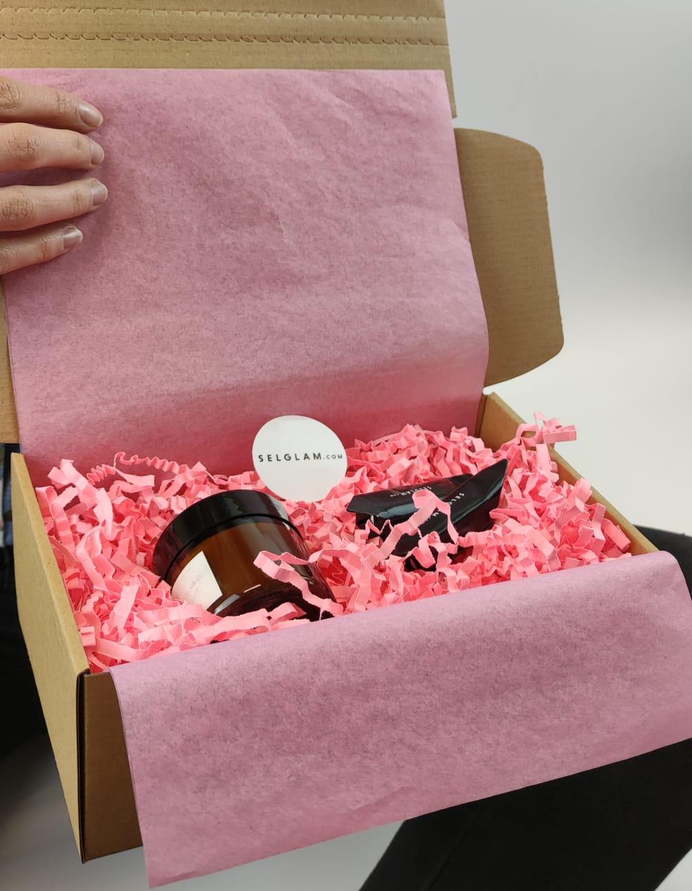Pudełko prezentowe dla dziewczyn